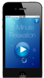 5 minute relaxation