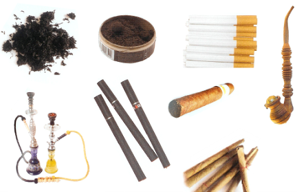 forms-of-tobacco