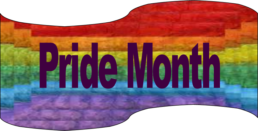 Pride Month button