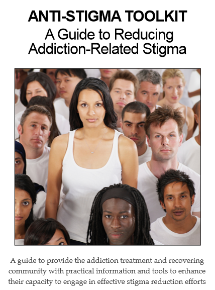 Anti-Stigma Toolkit cover